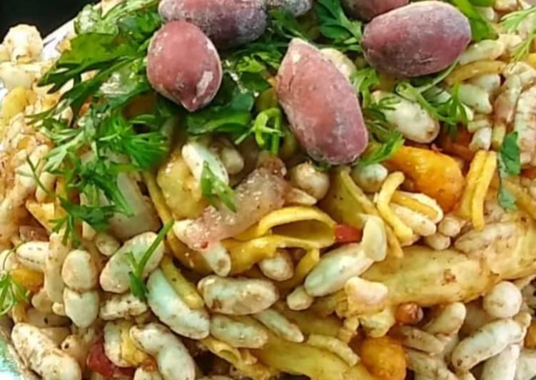 Snack Bhelpuri