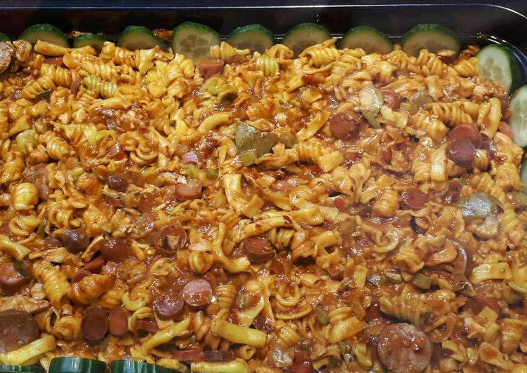 Macaroni and Vienna