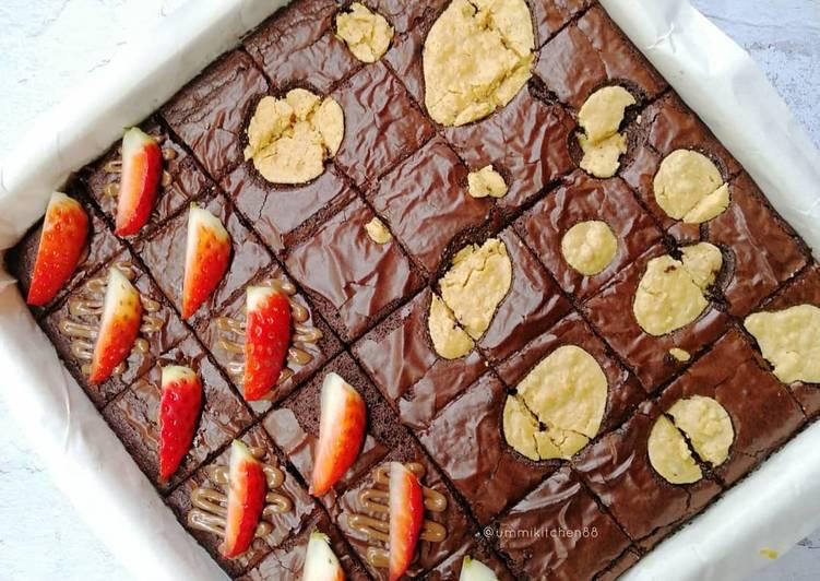 Fudgy Brownies #syedmunawwar