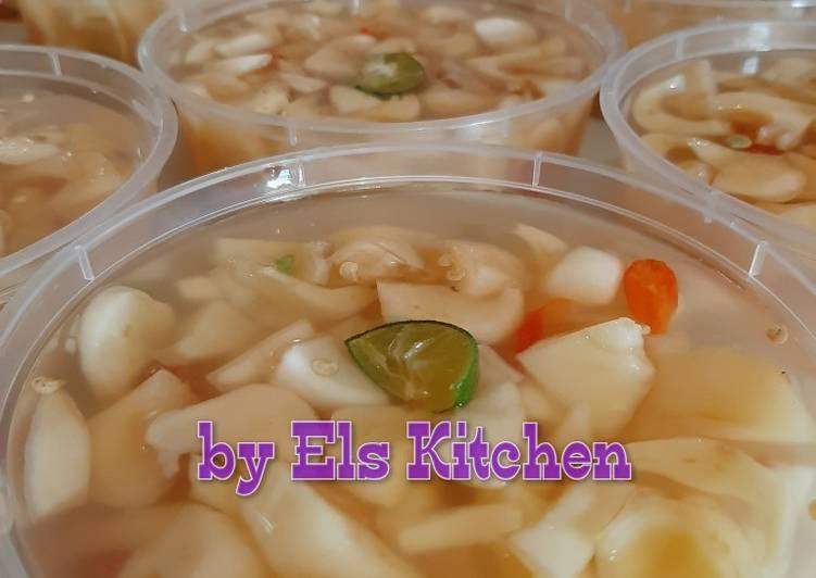 Manisan Salak Els Kitchen
