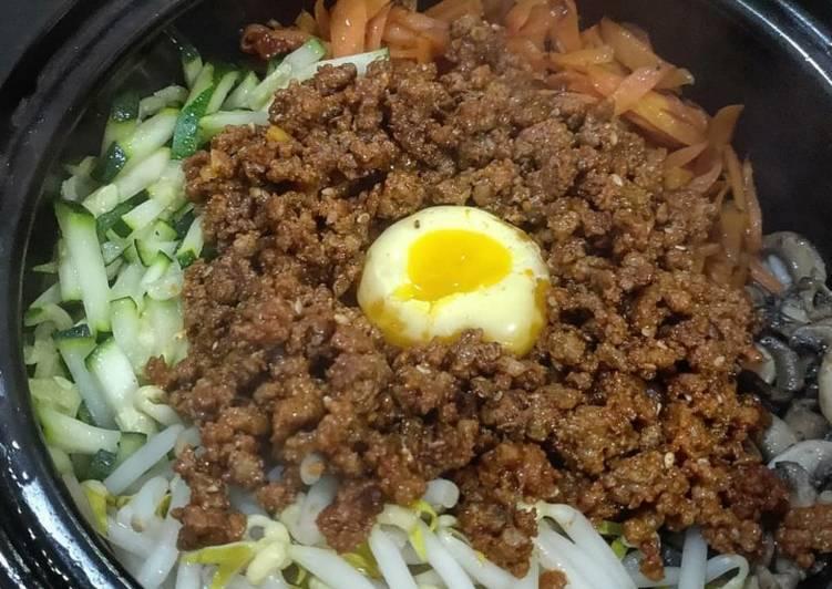 Korean hotpot