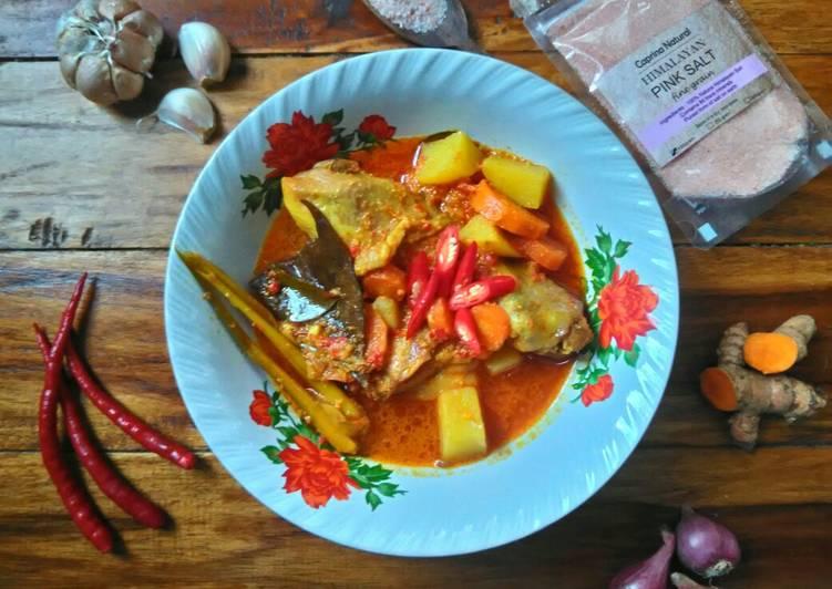 Kari Ayam tanpa Santan - cookandrecipe.com
