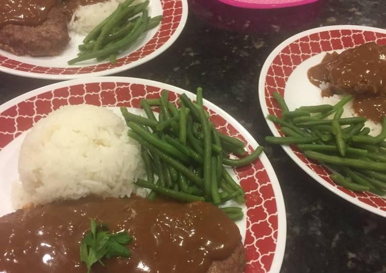 Franks Salisbury Steak