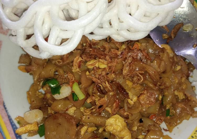 Resep Kwetiaw goreng bakso, Sempurna