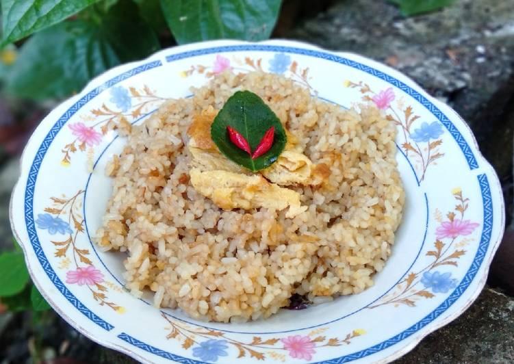 Resep Sempurna Nasi Goreng Saus Tiram