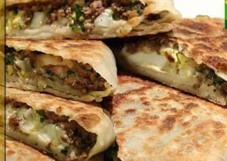 How to Elevate Your Mood with Food Arabic pratha