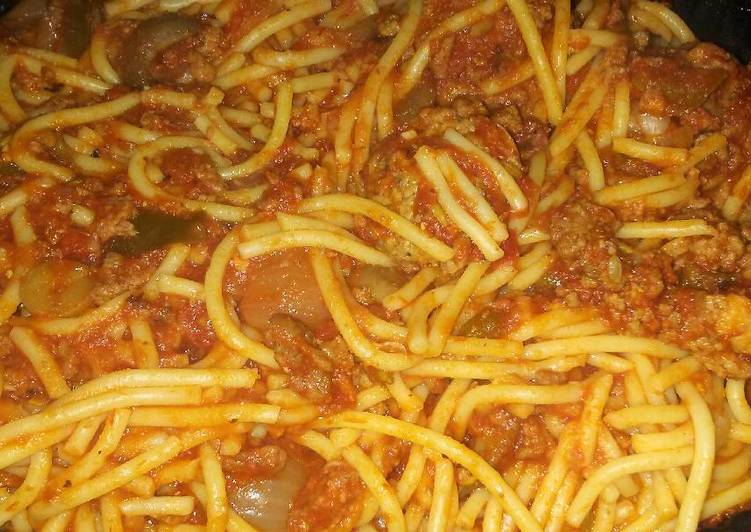 Turn to Food to Elevate Your Mood Better The Next Day Spaghetti