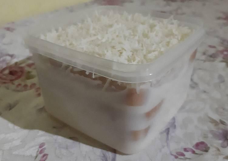 Setup Roti Tawar Keju Lumer