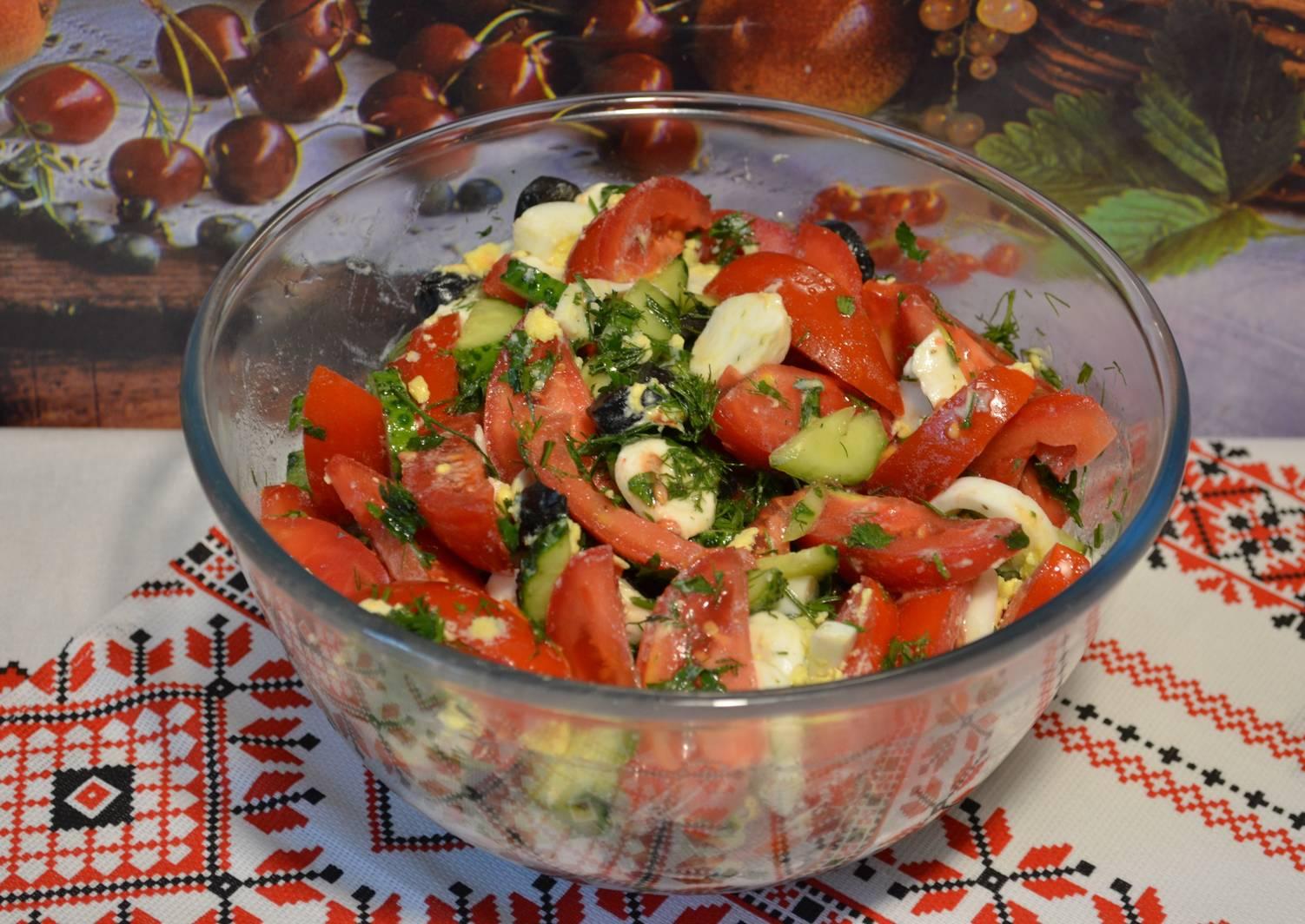 азербайджанские салаты рецепты с фото открытом переломе