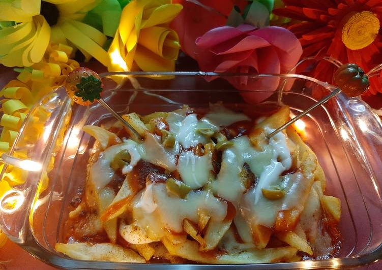 What is Dinner Ideas Blends Pizza fries