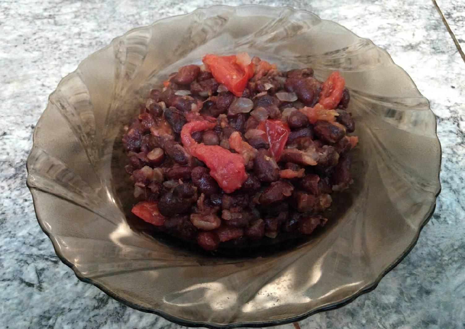 того, что отварная красная фасоль рецепты с фото гарнир самых добрых