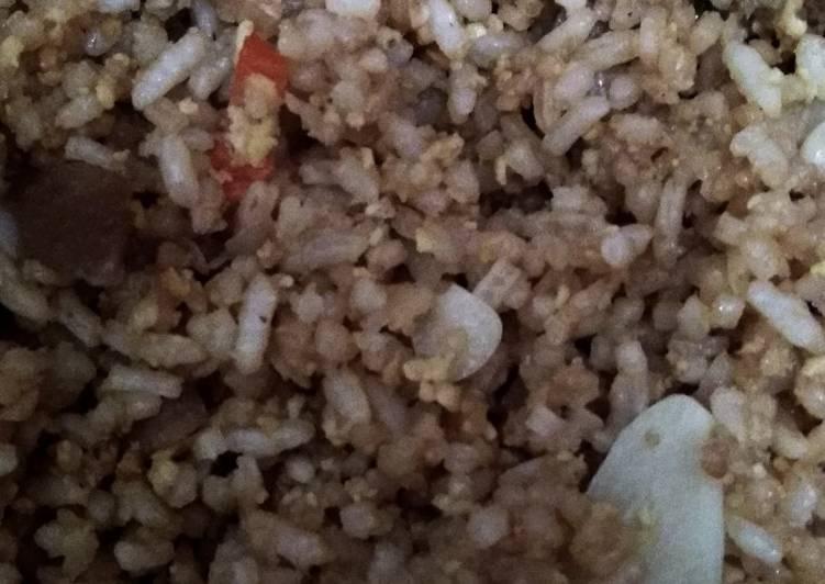 Resep Nasi goreng anak kosan Bikin Laper