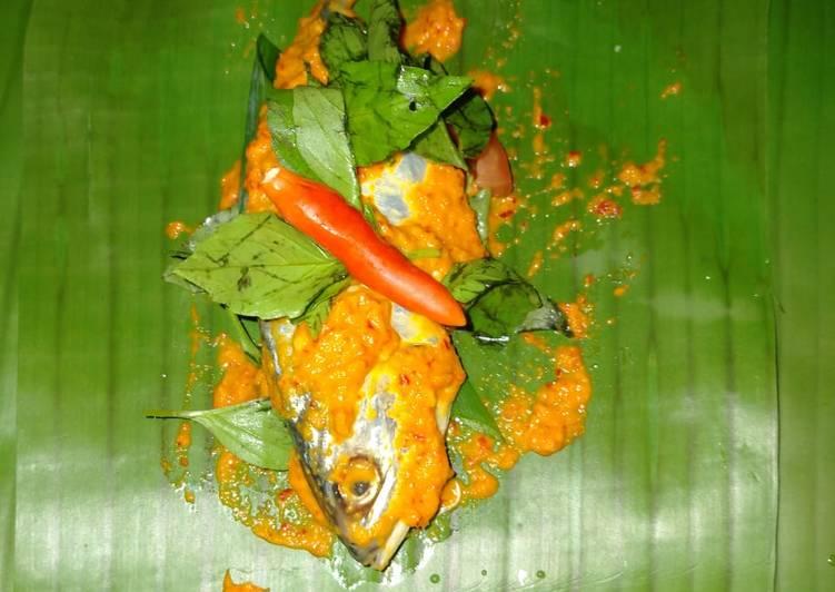 Pepes Ikan Kembung Mantulll