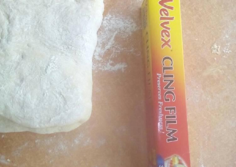Recipe of Favorite Puff pastry