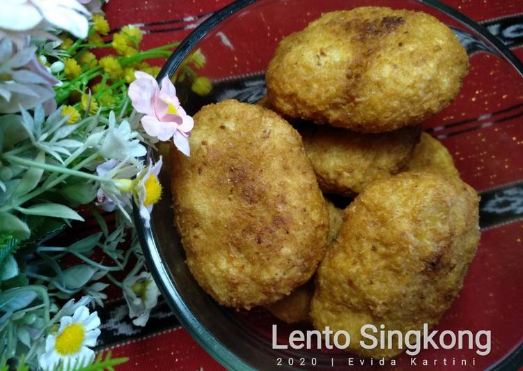 Lento Singkong