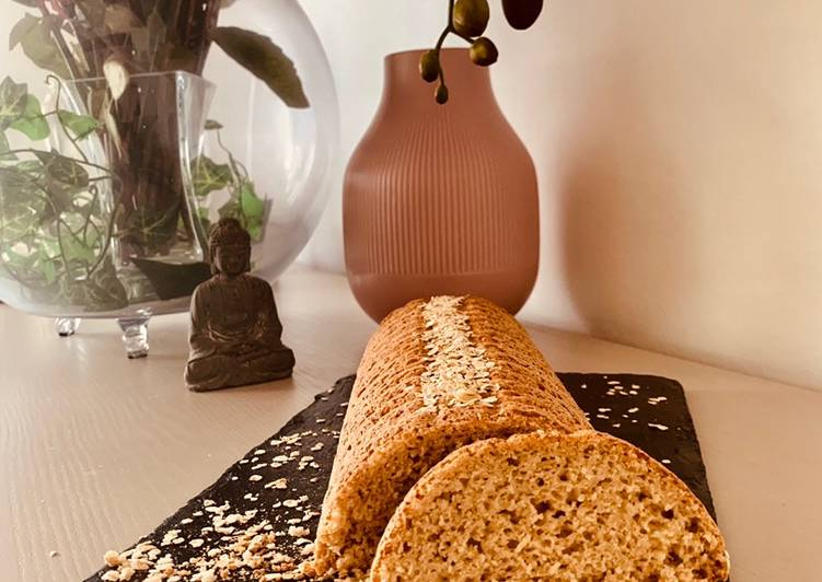 Pane alla farina di Avena FIT, Gluten Free