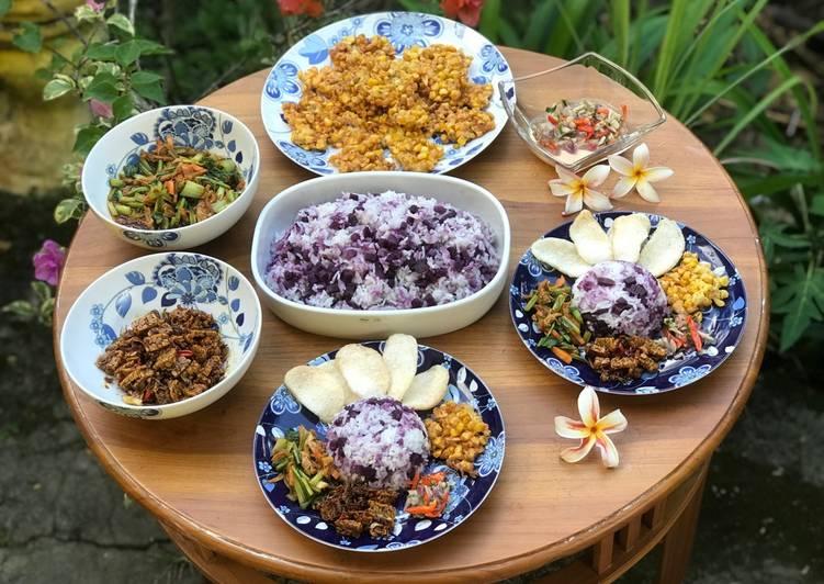 Nasi sela Bali