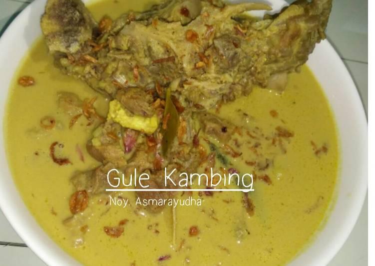 Gule Kambing/Sapi