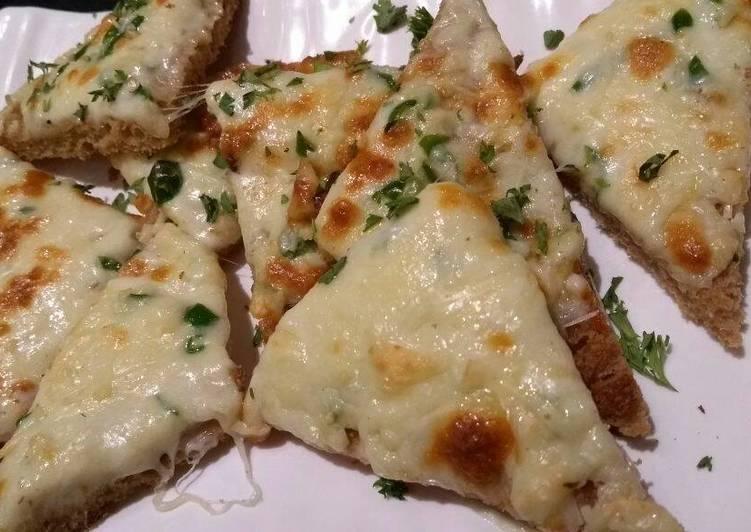 Cheese Chili Toast