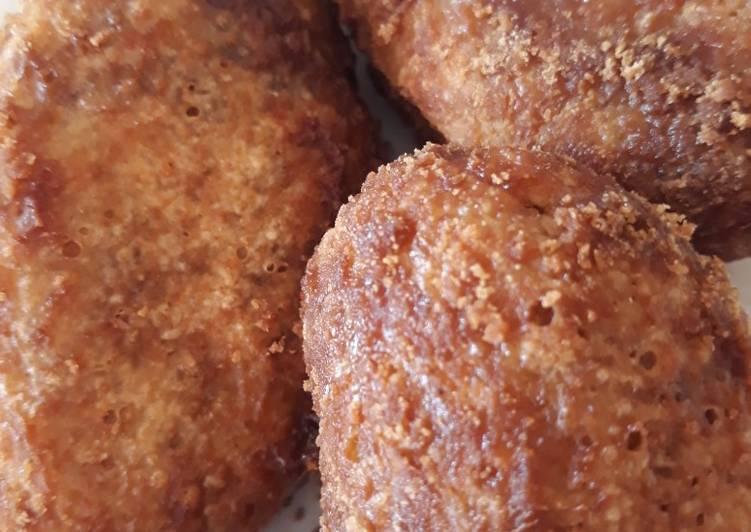 Resep Kue Gemblong Kue Betawi Kerie Oleh Shanti Reynand Cookpad