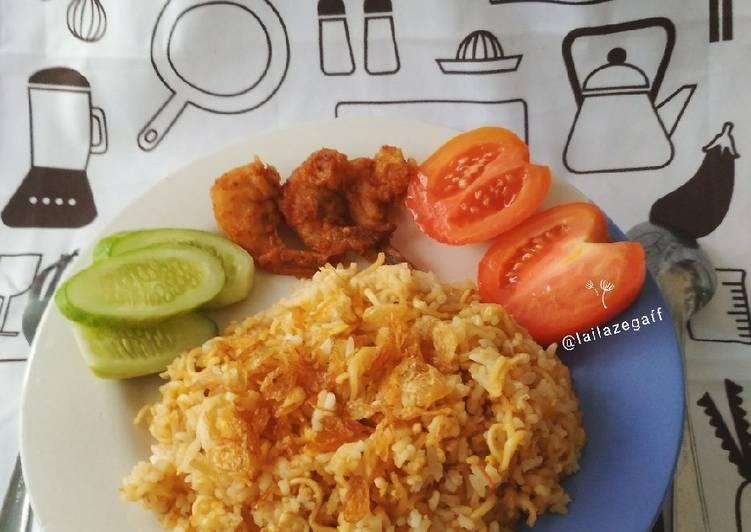 Nasi Goreng Magelangan Minimalis