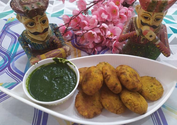 Step-by-Step Guide to Make Speedy Sweet potato Tikki