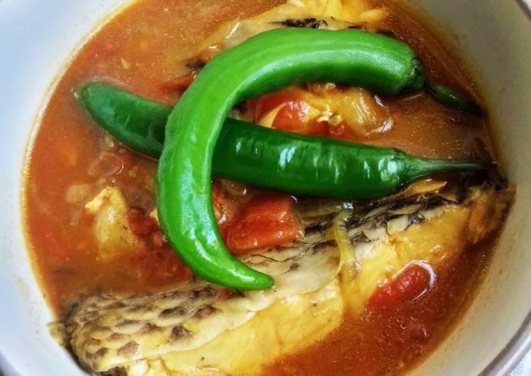 Green Chili Fish Stew