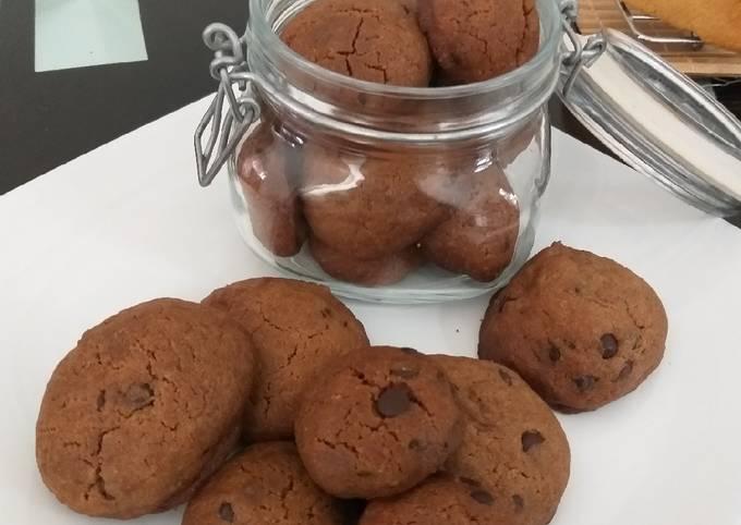 Choco soft cookies
