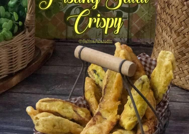 Pisang Sale (Salai) Crispy
