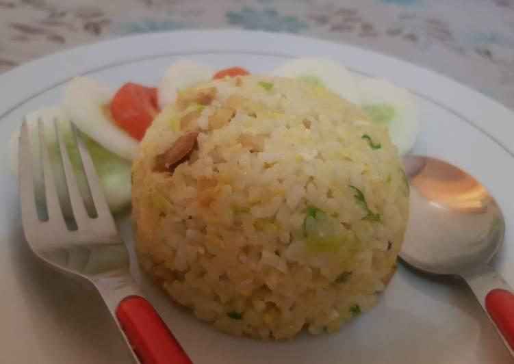 Nasi Goreng Korean Style