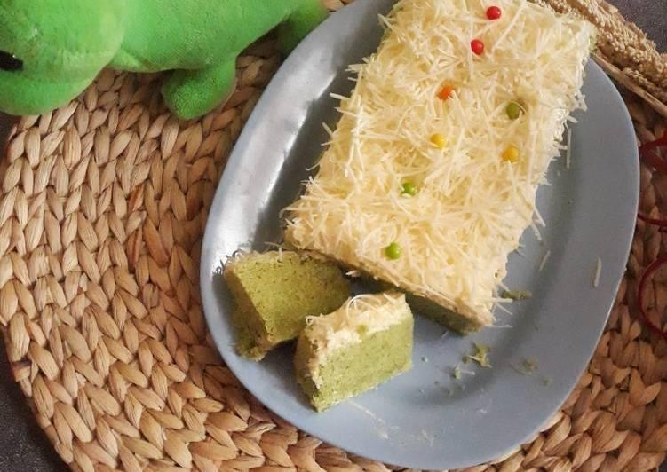 Bolu Sawi Kukus (Gluten Free - No Emulsifier - No BP)