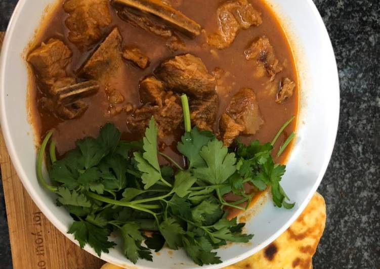 Step-by-Step Guide to Make Perfect Beef curry
