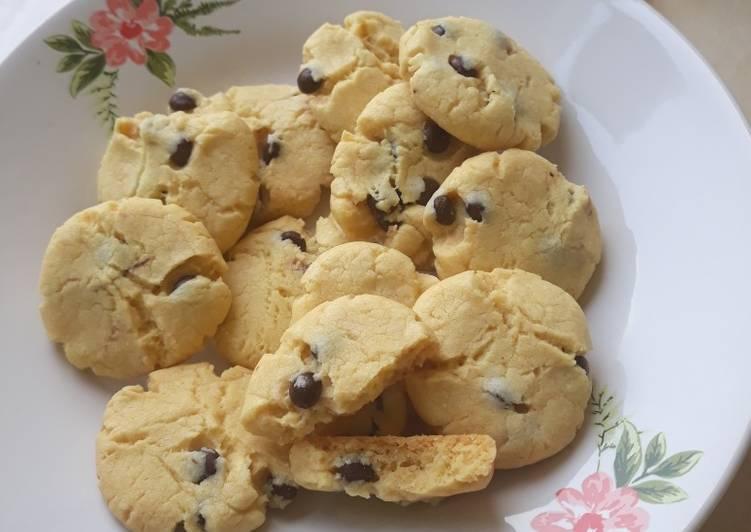 Resep Vanilla good time (terigu 1/2 kg) yang Bikin Ngiler
