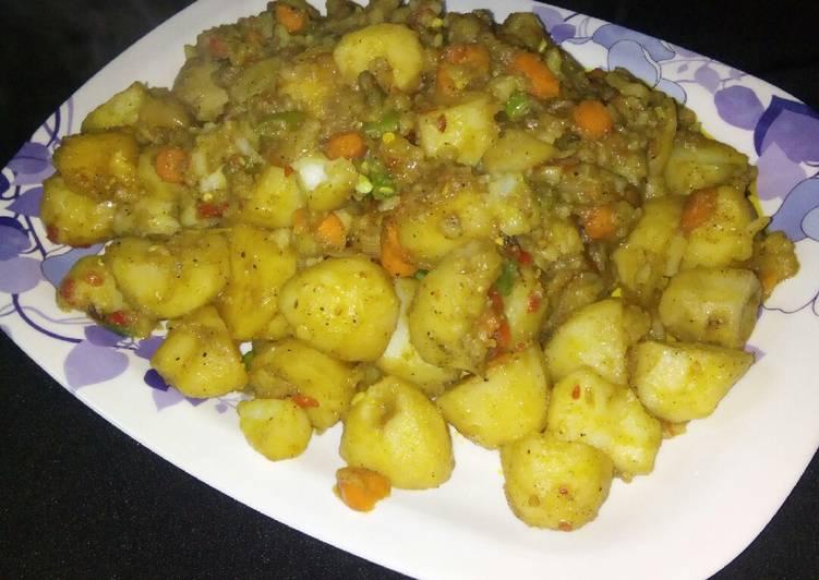 25 Minute Recipe of Diet Perfect Potato Casserole