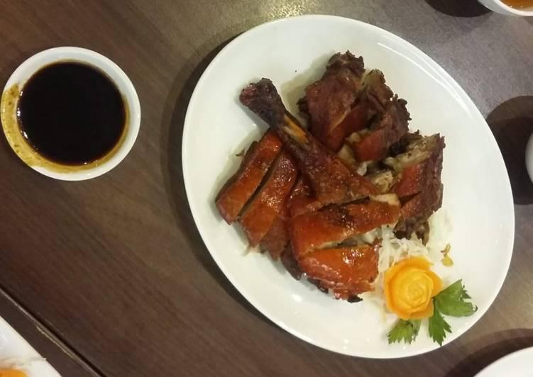 Bebek Peking panggang