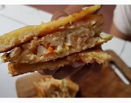 Sandwich Cimar (Citarasa Masakan koRea)
