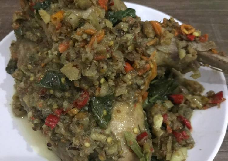 Resep Itiak lado mudo Anti Gagal