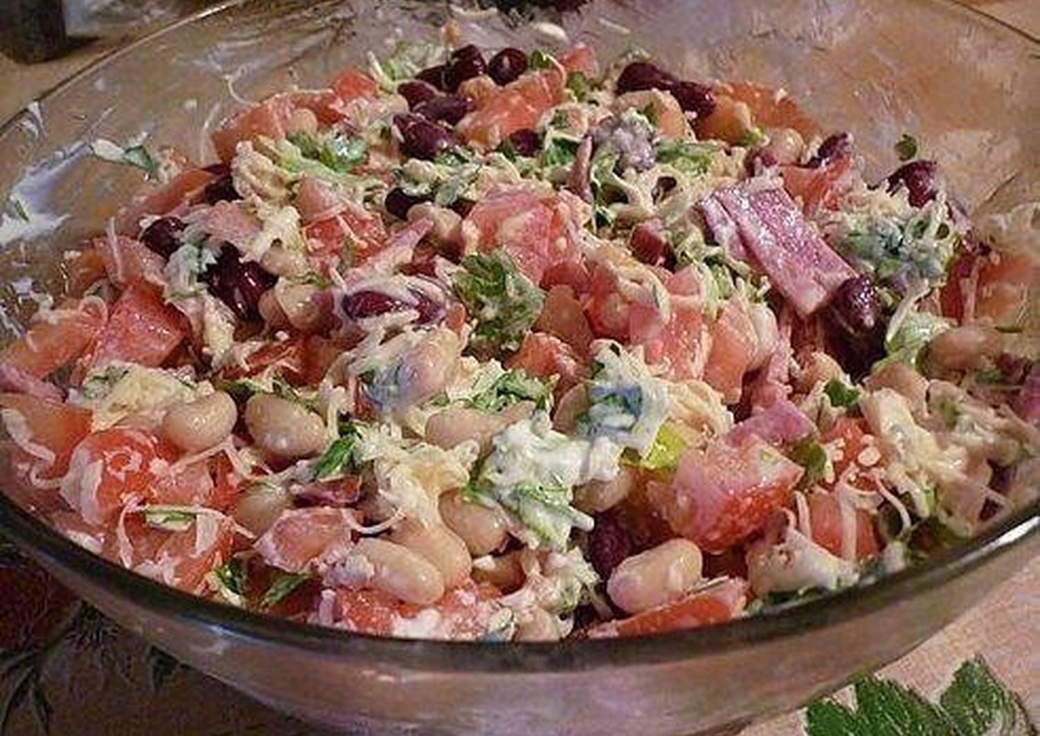 есть приготовить простой салат дома рецепты фото разрешение точная