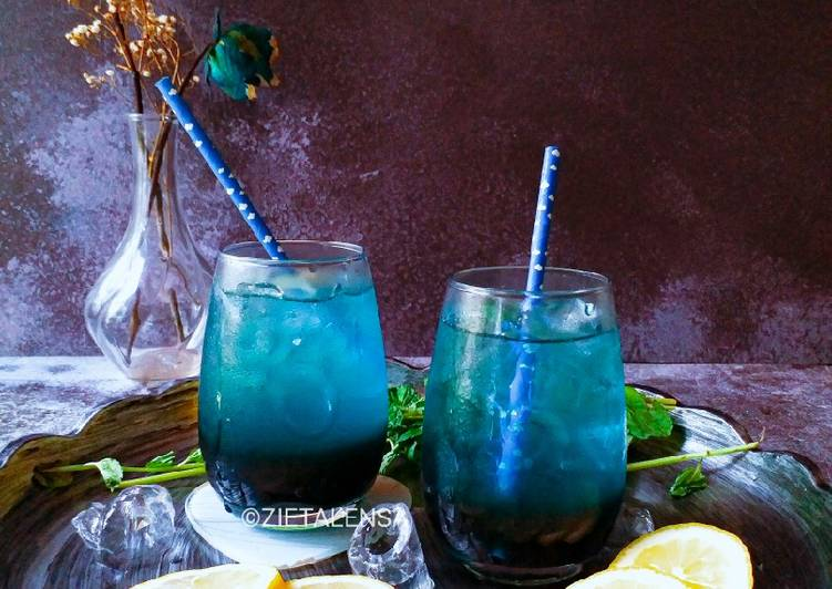 Air Fanta Biru - resepipouler.com