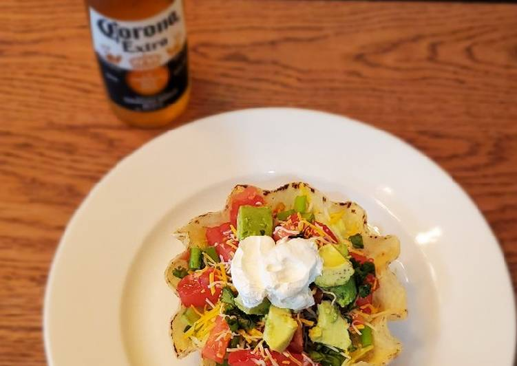 Recipe: Delicious Taco Bowl