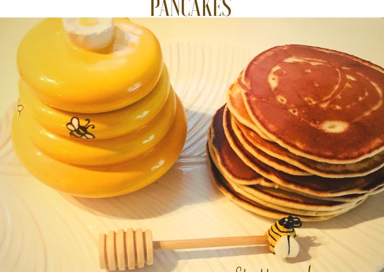 Pancakes con miele (Damiana)