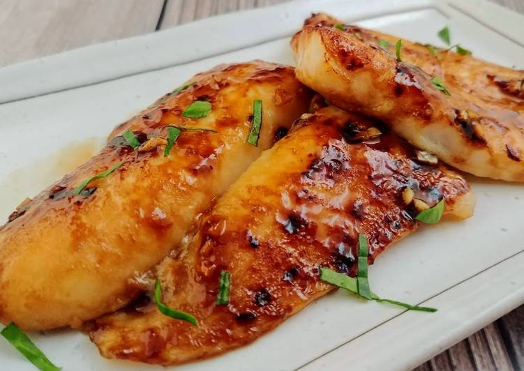 Step-by-Step Guide to Make Ultimate Thai Style Fish Fillets