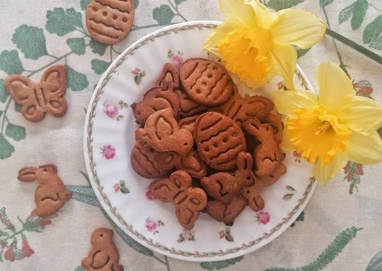 Ricetta Biscotti di Pasqua vegani e senza glutine