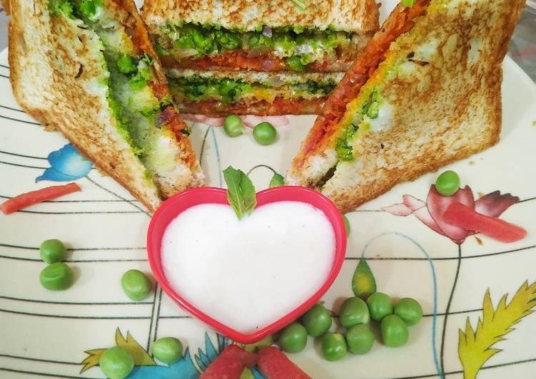 Club Sandwich, Heart Friendly Foods You Must Eat