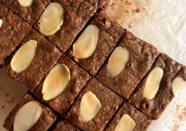 Brownies Panggang (No mixer)