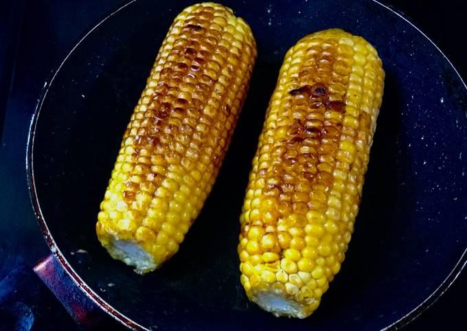Shoyu-butter Corn