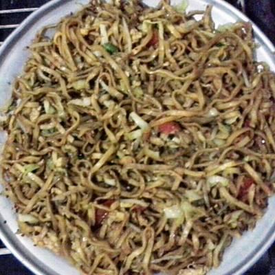 Resep Ifumie Goreng Pedas Oleh Jenny L Kitchen Cookpad