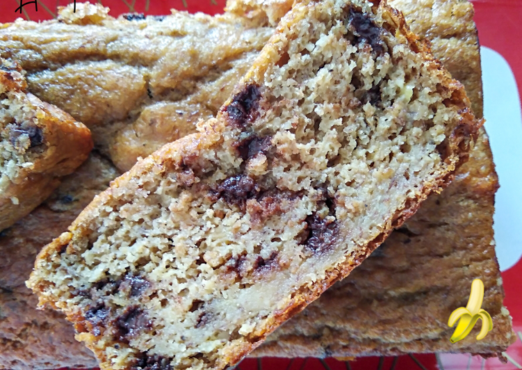 Banana bread light sans beurre SSA