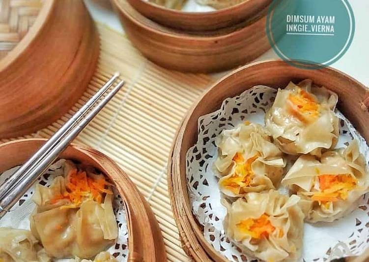Resep Dimsum Ayam Oleh Regiza Inggi Rahman Cookpad