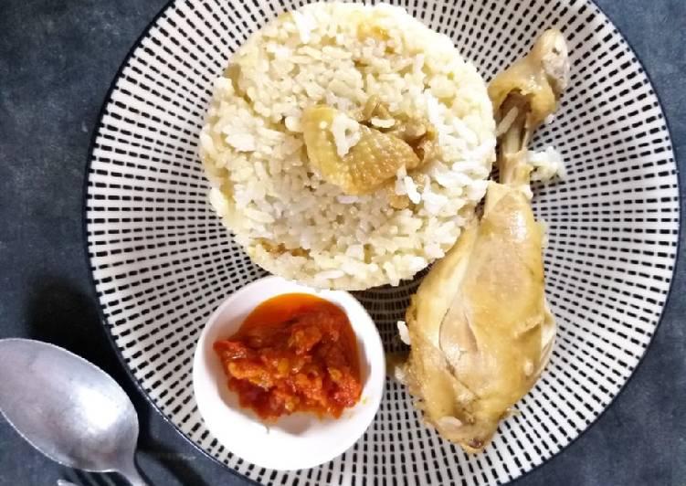 Ayam Nasi Hainan